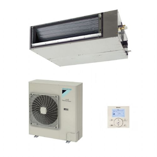 Daikin Air Conditioning Concealed Ducted Seasonal Classic and Seasonal Smart FBQ And FDQ